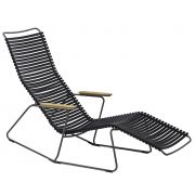Krzesło CLICK SUNROCKER, czarne 20 - Houe