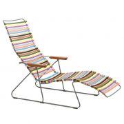 Krzesło CLICK SUNLOUNGER,multicolor 1 83 - Houe