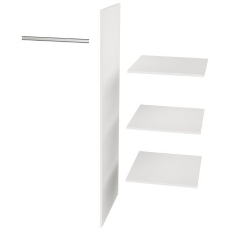 Półki dodatkowe do szafy CONNECT bez szuflad - Woood