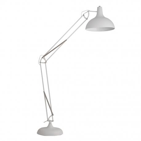 Lampa podłogowa OFFICE, biała
