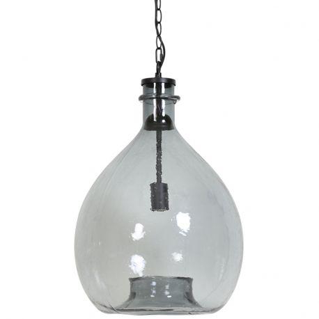 Lampa wisząca szklana GABI - Light & Living