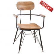 Krzesło BISTRO DEFEKT
