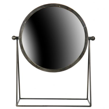 Lustro stojące HI czarne - Be Pure