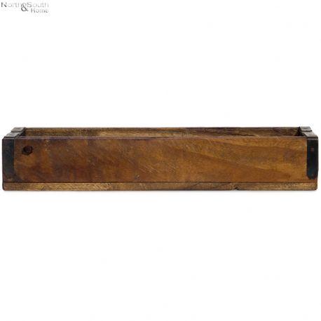 Taca z drewna z recyklingu III - Ib Laursen