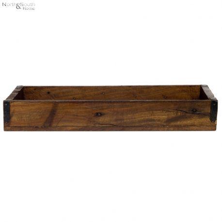 Taca z drewna z recyklingu II - Ib Laursen