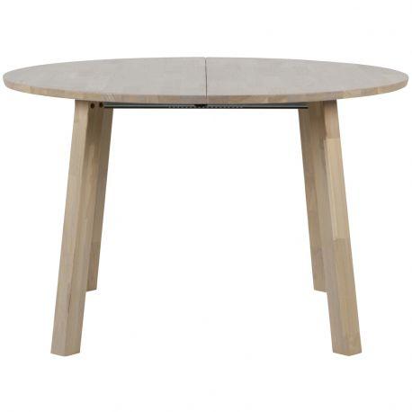 Stół rozsuwany LANGE , dębowy  - Woood