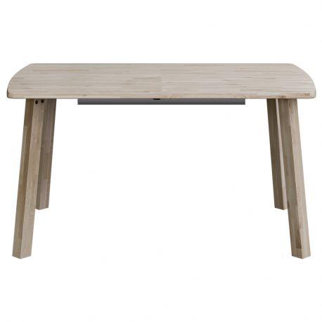 Stół rozsuwany LANGE, dębowy  - Woood