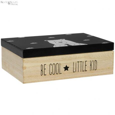 Pudełko Cool, małe wzór I