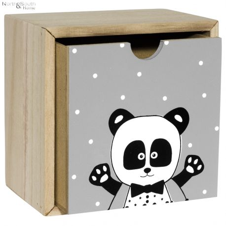 Pojemnik z szufladką  COOL wzór II
