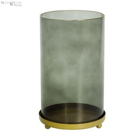 Lampion Knikki zielony, duży