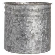 Osłonka na doniczkę, metalowa śr. 20 cm