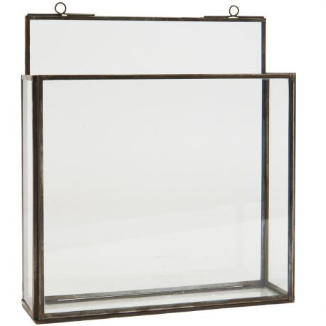 Półka szklana 26x23 cm  - Ib Laursen