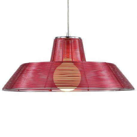 Lampa GARY czerwona - Zuiver