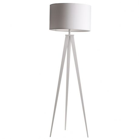 Lampa podłogowa TRIPOD biała - Zuiver