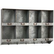 Półka metalowa 100 x 68 cm