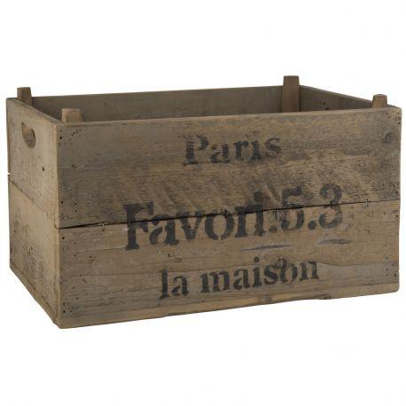 Skrzynia Paris UNIQE, duża - Ib Laursen
