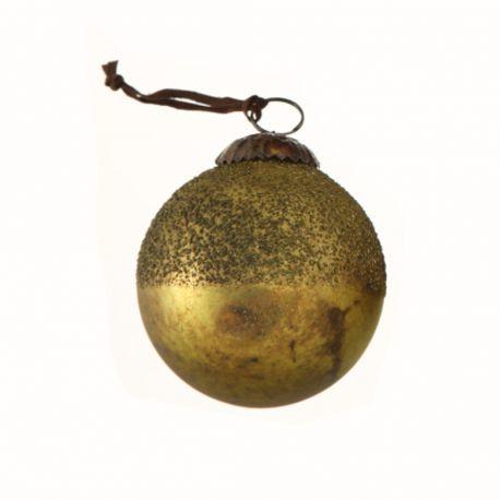 Bańka Markov złoto-brązowa 2