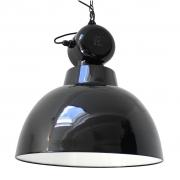 Lampa FACTORY L, czarna