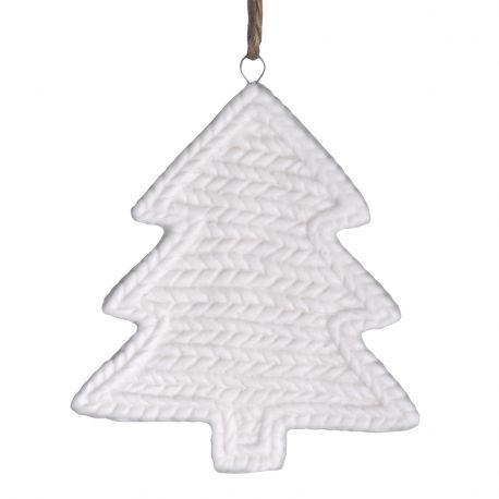 Ozdoba świąteczna CHOINKA 7,5 cm - Madam Stoltz