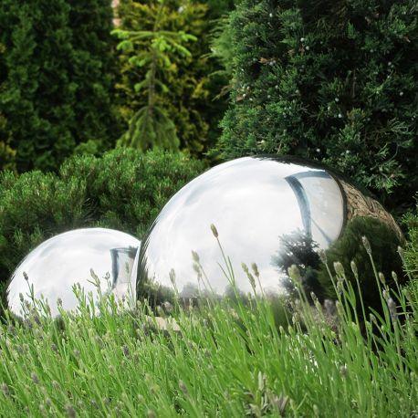 Kula ze stali nierdzewnej 35 cm