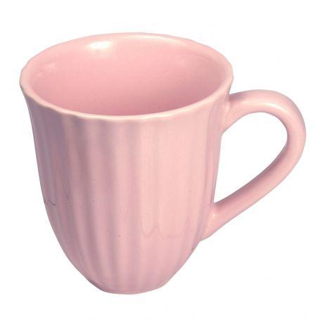 Kubek ceramiczny MYNTE, różowym - Ib Laursen