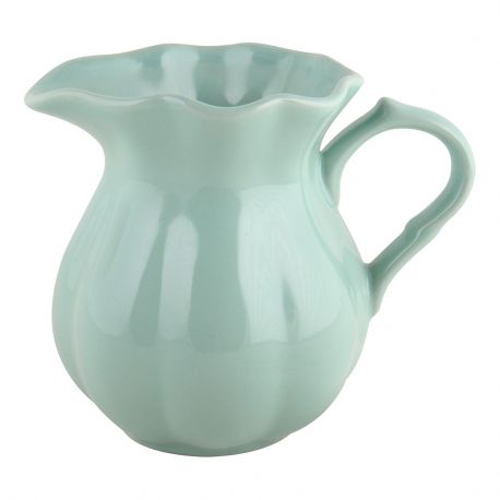 Dzbanuszek ceramiczny MYNTE, miętowy