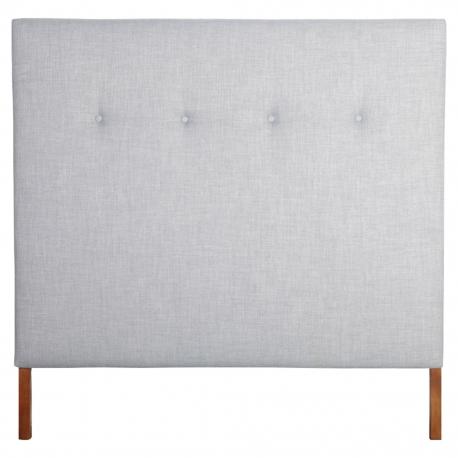 Zagłówek do łóżka z pokrowcem na materac