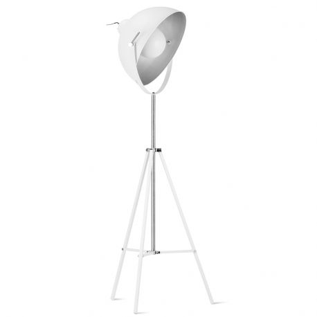 Lampa podłogowa HOLLYWOOD biała - It's about RoMi