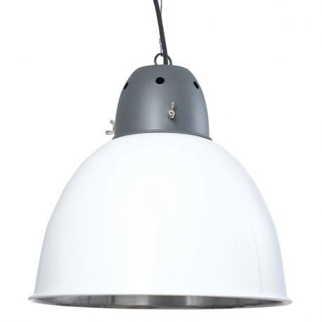Lampa Factory, biała duża - House Doctor