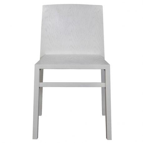 Krzesło JINTE, białe - Woood