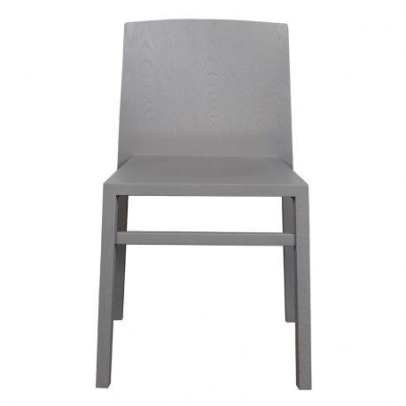 Krzesło JINTE, szare - Woood