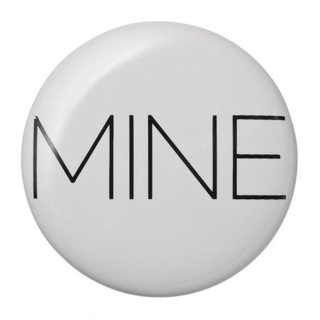 Wieszak ceramiczny MINE 8 cm