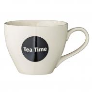 Kubek ceramiczny TEA TIME z serii CATHRINE