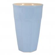 Kubek ceramiczny MYNTE duży, niebieski