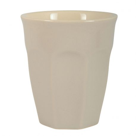 Kubek ceramiczny MYNTE mały, latte - Ib Laursen