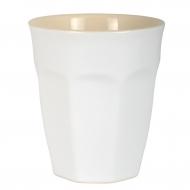 Kubek ceramiczny MYNTE mały, biały