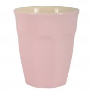 Kubek ceramiczny MYNTE mały, różowy