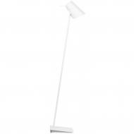 Lampa podłogowa CARDIFF, biała