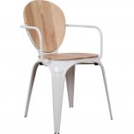 Fotel LOUIX, biały