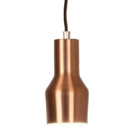 Lampa PENDANT MORA S miedziana - Zuiver
