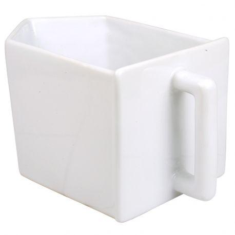 Szufladka porcelanowa, biała - Ib Laursen