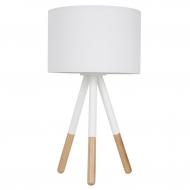 Lampa stołowa HIGHLAND, biała