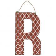 Litera metalowa R