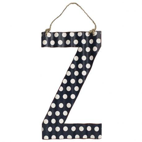 Litera metalowa Z