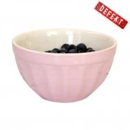 Miseczka ceramiczna MYNTE, różowa - DEFEKT 3