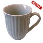 Kubek ceramiczny MYNTE, latte - DEFEKT 3