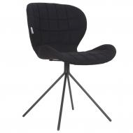 Krzesło OMG, czarne