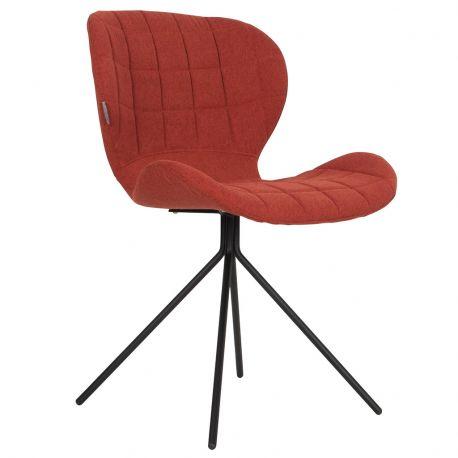 Krzesło OMG, pomarańczowe