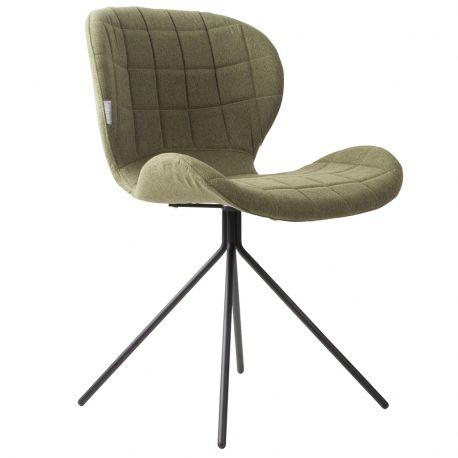 Krzesło OMG, zielone