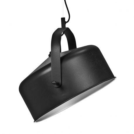 Lampa wisząca BOMBAY czarna